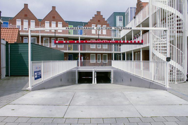 Parkeergarage Volendam